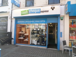 Cash and Cheque Express store photo